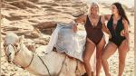 Ashley Graham y su mamá protagonizan sensual campaña de trajes de baño - Noticias de ashley graham