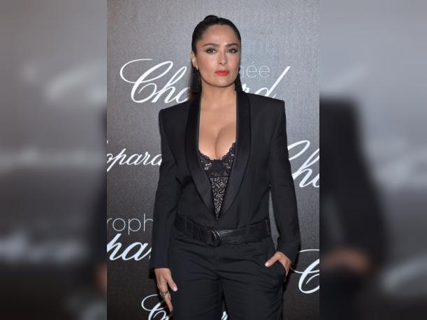 Foto 8: A sus 51 años, Salma Hayek luce espectacular. (Foto: Getty Images)