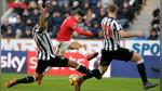 Manchester United no pudo y cayó 1-0 contra Newcastle United por la Premier League - Noticias de alexis sánchez