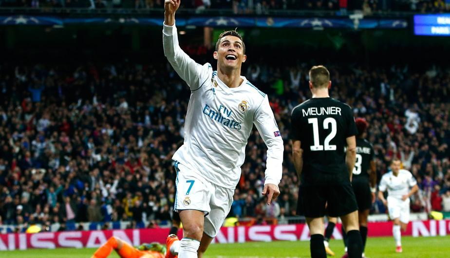 Real madrid vs psg resultado goles video y resumen del for Futbol real madrid hoy