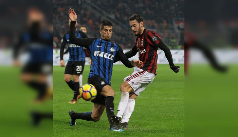 Image Result For Vivo Ac Milan Vs Inter Milan En Vivo Alineaciones