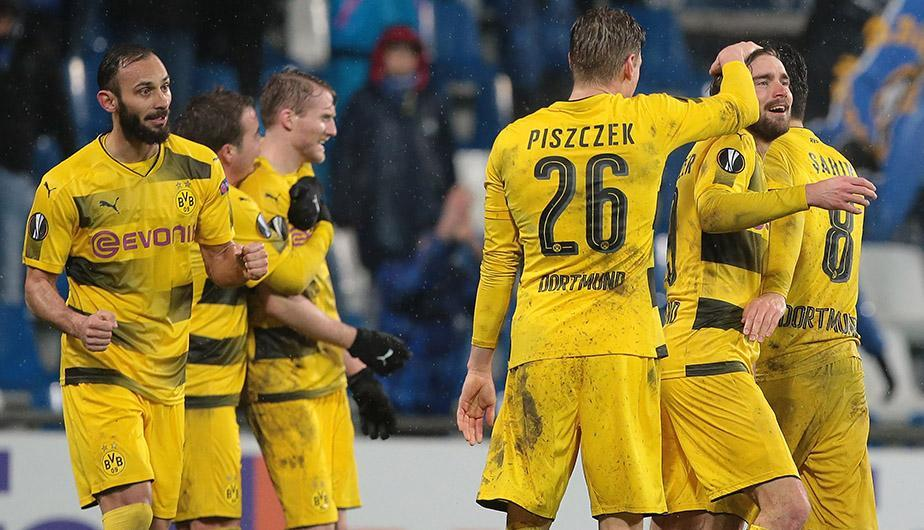 Image Result For Vivo Borussia Dortmund Vs Atalanta En Vivo Final
