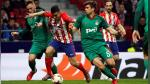 Atlético de Madrid vence 3-0 al Lokomotiv de Moscú por la Europa League - Noticias de real madrid vs real sociedad