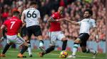 Manchester United venció 2-1 al Liverpool por la Premier League - Noticias de tabla de posiciones fecha 43