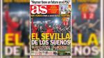 Barcelona vs Chelsea y la Champions League acaparan las portadas internacionales - Noticias de caring bridges