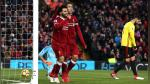 Liverpool goleó 5-0 al Watford por la Premier League - Noticias de andrew powers