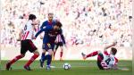 Barcelona derrota 2-0 al Athletic Club y sigue fijo para el título de LaLiga Santander - Noticias de angel merino