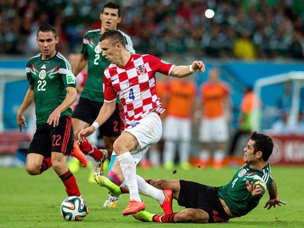 México vs Croacia disputan un partido amistoso en el AT&T Stadium de Texas. (Foto: Getty Images)