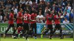 Manchester United vence 2-0 a Swansea City y retoma el segundo lugar de la Premier League - Noticias de crystal palace vs manchester united
