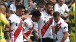 River Plate vence Defensa y Justicia por la Superliga Argentina - Noticias de junior miranda
