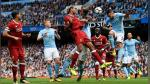 Liverpool pone un pie en semis tras golear al Manchester City por Champions League - Noticias de david silva