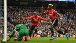 Manchester United derrotó 3-2 al Manchester City por la Premier League - Noticias de crystal palace vs manchester united