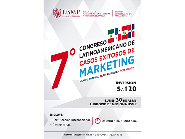 Séptimo Congreso Latinoamericano de Casos Exitosos de Marketing