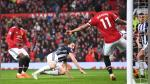 Manchester United cayó 1-0 ante West Brom por la Premier League - Noticias de manchester united vs tottenham
