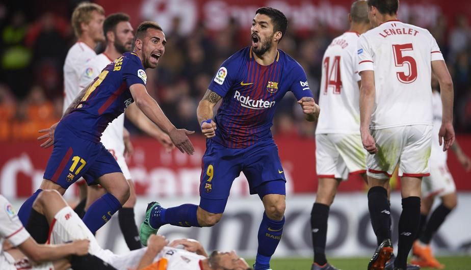 sevilla vs barcelona - photo #43