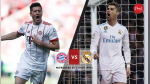 Bayern Munich vs Real Madrid EN VIVO ONLINE por Champions League - Noticias de