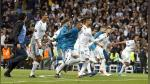 Real Madrid clasifica a su decimosexta final de Champions League - Noticias de juventus vs inter