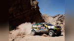 Renault Duster Team no será parte del Rally Dakar 2019 - Noticias de carlos casas