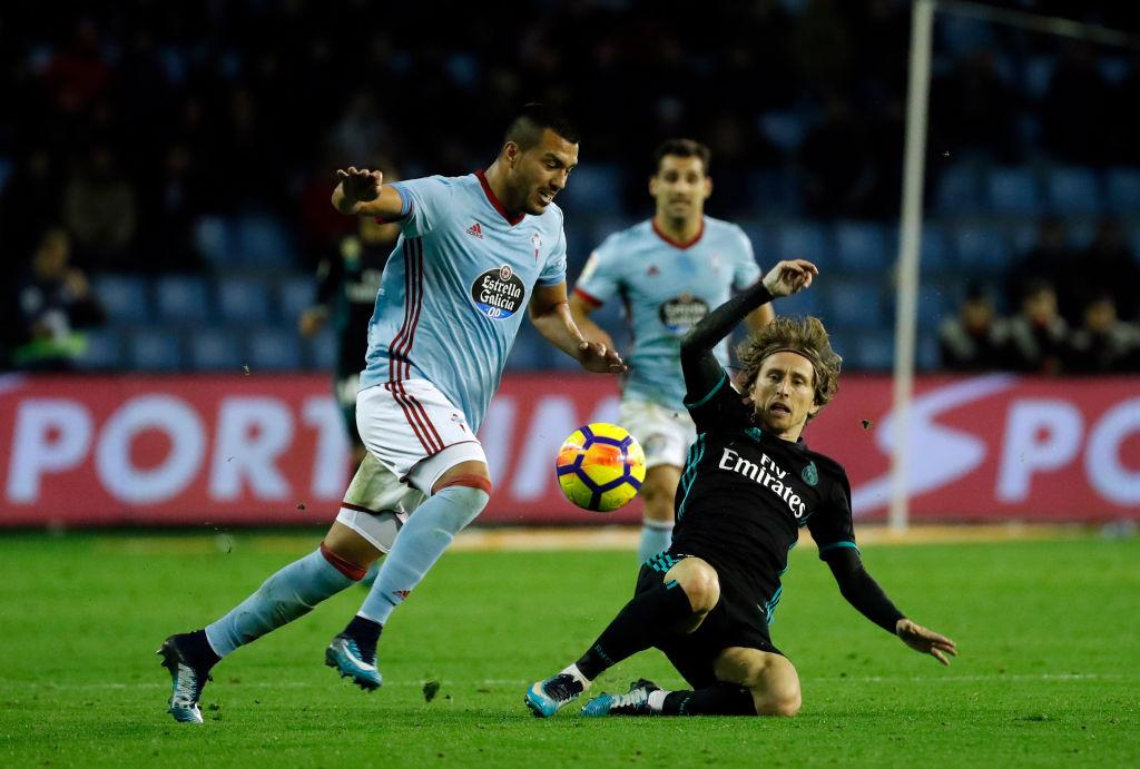 Celta Vigo Vs Real Madrid Tv En Vivo