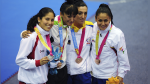 Alexandra Grande recibe los Laureles Deportivos por su oro en The World Games - Noticias de alexandra grande