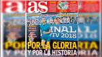 Real Madrid vs Liverpool: así informa la prensa mundial sobre la final de la Champions League - Noticias de manchester united