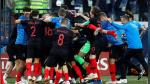 Croacia a cuartos de final del Mundial Rusia 2018 - Noticias de william peralta vasquez