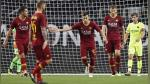 La Roma derrota 4-2 al Barcelona en la International Champions Cup - Noticias de international champions cup