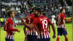 Atlético Madrid derrotó 4-2 al Real Madrid y consigue la Supercopa de Europa - Noticias de barcelona vs chelsea