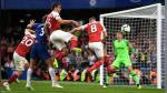 Chelsea derrotó 3-2 a Arsenal por la Premier League - Noticias de manchester united vs chelsea
