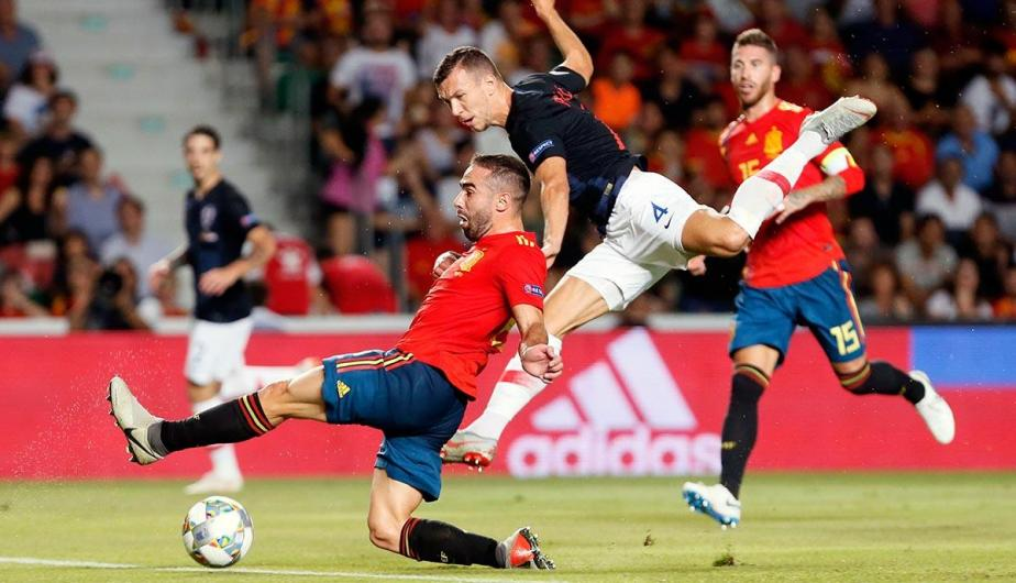 Image Result For Croacia Vs Espana Vivo Youtube