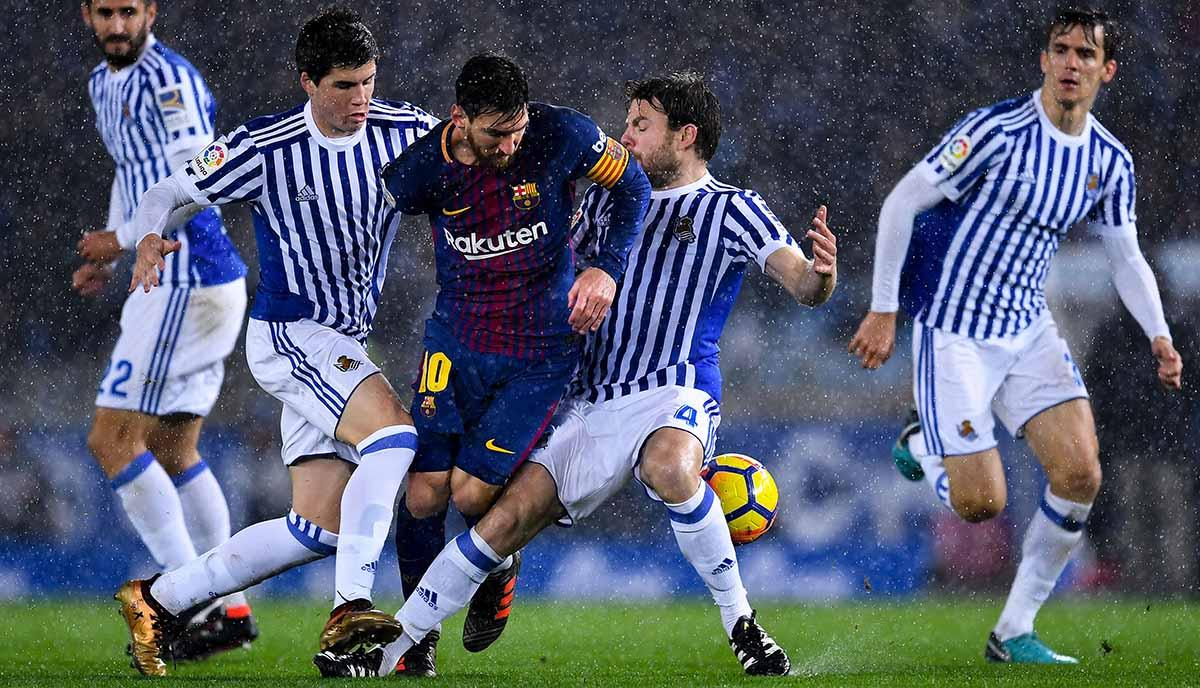 LiveScorecom Real Sociedad 2 4 Barcelona Select a timezone from the list or the Automatic option to autodetect the timezone