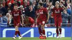 Liverpool vence 3-2 al PSG por la Champions League - Noticias de perú posible