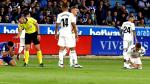 Real Madrid cayó 1-0 ante Alavés y se complica en LaLiga Santander - Noticias de real madrid vs barcelona
