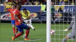 Colombia venció 3-1 a Costa Rica por amistoso internacional FIFA - Noticias de david nott