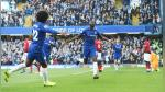 Chelsea igualó 2-2 ante Manchester United y sigue liderando la Premier League - Noticias de malaki paul