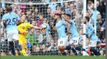 Manchester City goleó 5-0 al Burnley y lidera la Premier League - Noticias de james thurber