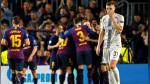 Barcelona se impuso por 2-0 al Inter de Milán por la Champions League en el Camp Nou - Noticias de movistar