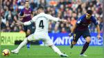 Barcelona goleó 5-1 al Real Madrid y lidera en LaLiga Santander - Noticias de real madrid vs juventus