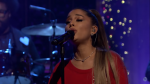 Ariana Grande interpreta 'Imagine' por primera vez en televisión - Noticias de saturday night live