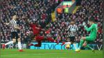 Liverpool golea 4-0 a Newcastle y se mantiene en la punta de la Premier League - Noticias de clase media