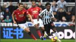 Manchester United derrotó 2-0 al Newcastle y sigue escalando en la Premier League - Noticias de liga españa