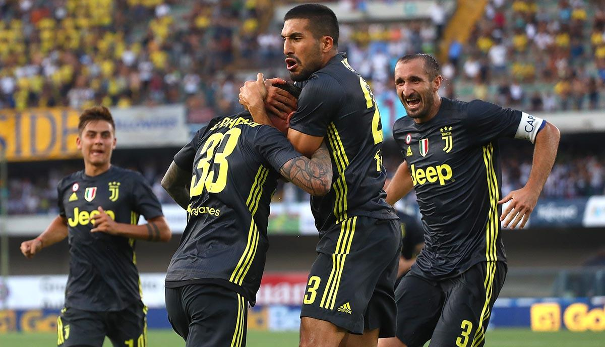 juventus vs chievo - photo #2