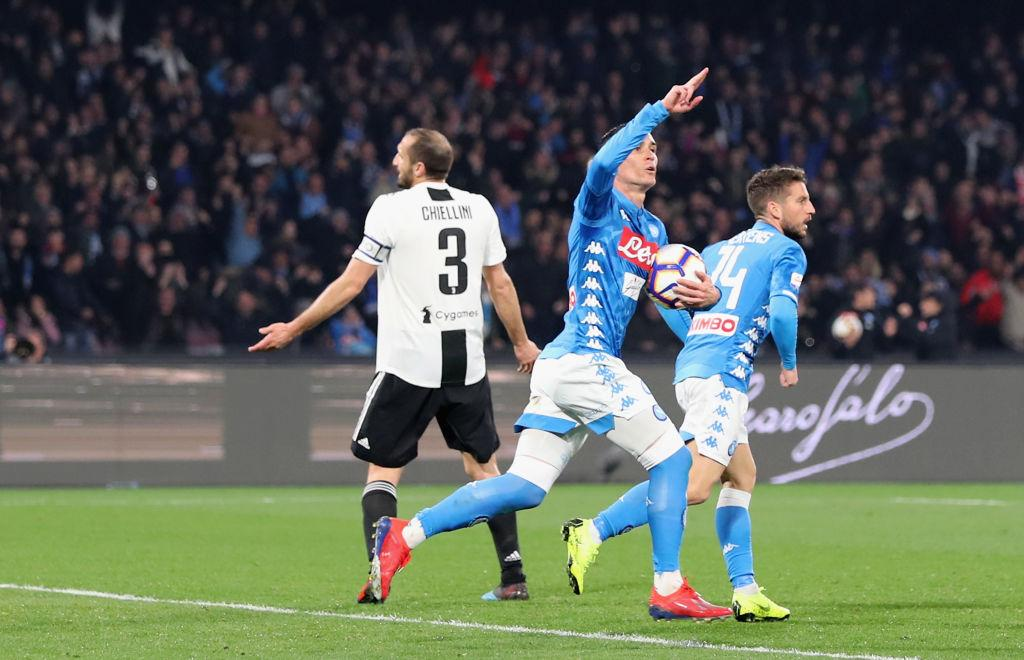 Image Result For Partido De Juventus Vs Napoli En Vivo Youtube