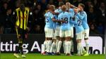 Manchester City venció 3-1 al Watford y lidera en solitario la Premier League - Noticias de perú vs colombia