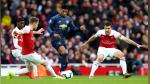 Arsenal derrotó 2-0 al Manchester United y sigue escalando en la Premier League - Noticias de billetes