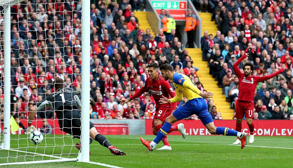 southampton vs liverpool - photo #32