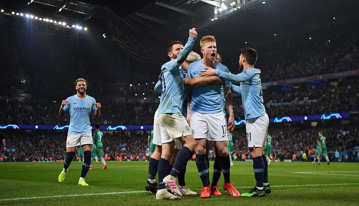 Tottenham Hotspur Vs Manchester City En Vivo Youtube