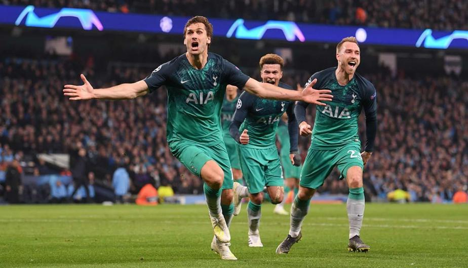 Manchester City Vs Tottenham Hotspur En Vivo Online Fox Sports