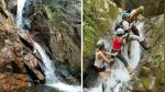 ¿Sabías que en Chanchamayo existe la ruta 'Indiana Jones'? - Noticias de cataratas