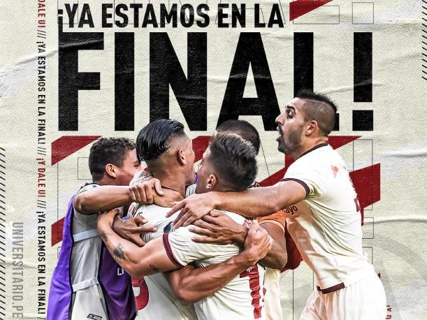 Después de 7 años, Universitario disputará una final del torneo local. (Foto: Universitario/Twitter)